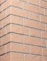 izoflex fasado plytelės, spalva cinamon