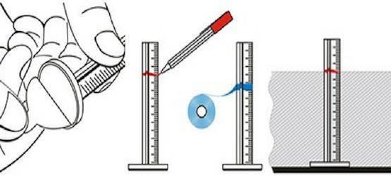 plastikinis lygio matuokliai 3